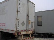 1995 box van storage 45 semi st