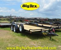 2014 Big Tex Trailers 70CH-14