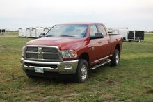 2010 Dodge Ram 3500 SLT Big Hor
