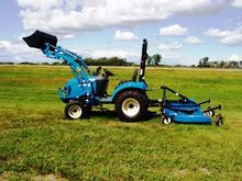 2012 LS J2030H Compact Tractor