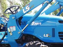 2012 LS S3010 Demo Compact Trac