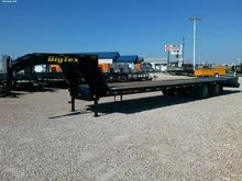 2014 BIG TEX 22GN 28' + 5' TAND