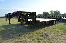 2013 Big Tex Trailers 20GN-20 5