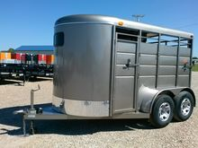 2015 CALICO 6' X 6'6 Two Horse