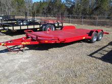 New 2014 Big Tex Tra