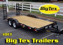 2016 Big Tex ET Series