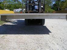 2004 Aluminum Dockplate