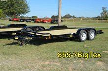 2015 Big Tex Trailers 70CH-18