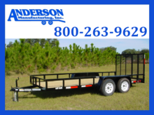 2015 Anderson LST616