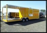 2015 Concession Trailer Concess