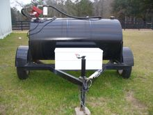 2015 TrailersToGo Fuel tank
