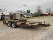 2001 Trailer Express Equipment