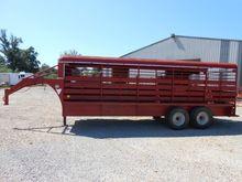 1990 Delta Livestock