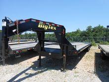 2016 Big Tex 22GN-30BK+5MR