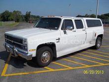 1984 Chevrolet Dually Crewcab w