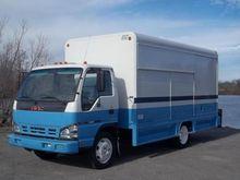 2007 GMC W4500 Vending Truck