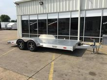 2017 Trailer World 16 Aluminum