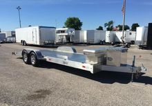 2015 Trailer World 8 Series Alu