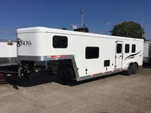 2016 Bison Trailers Trail Boss