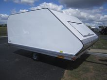 2016 Triton Trailers Sled Shed