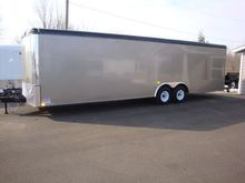 2017 United Trailers 8.5x28 ULT