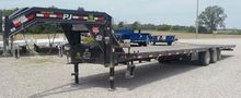 Used 2013 PJ Trailer