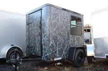 2016 Lark Deer Blind Trailer