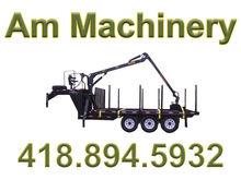 2017 AM Machinery RFR10-GN