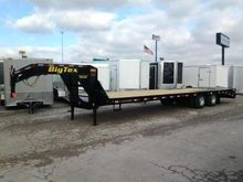2016 Big Tex Trailers 22GN-28+5