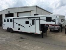 2017 Bison Trailers Ranger 8312
