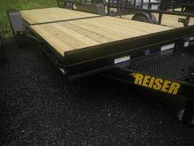 2016 Reiser SFT2214K Equipment