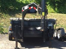 2004 Felling Trailers FT12DTHD