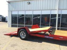 2017 Sure-Trac 124 Tilt Bed