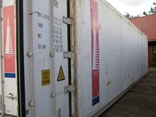 2004 Maersk Reefer Container