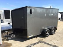 2017 Covered Wagon Trailers 712