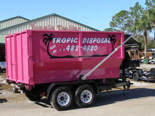 Used 2016 Dumpster D