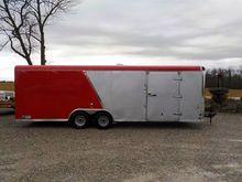 2015 US Cargo PATRIOT PAC 8524