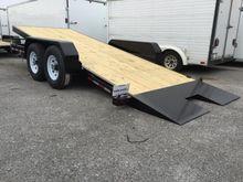 2017 Sure-Trac 18 Tilt Bed 14k
