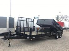 2016 P and T Trailers Hybrid