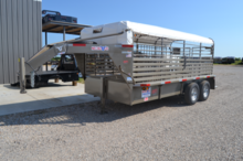 2016 Neckover Trailers Bar Top