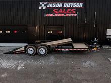 2017 Sure-Trac Tilt Deck