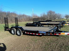 2016 Load Trail Car Carrier