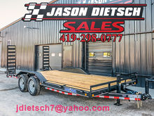 2017 Load Trail car hauler