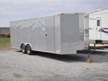 2017 Diamond Cargo car hauler
