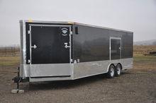 2017 Diamond Cargo snowmobile