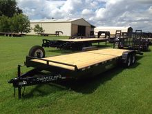 2017 Swartz Equipment Trailer E