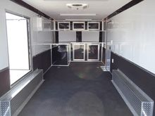 2017 covered wagon 8.5x24 10k