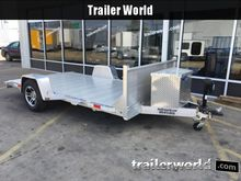 2015 Trailer World Single Axle