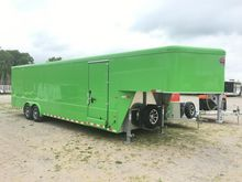 2017 Sundowner Trailers 36 Goos