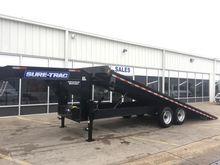 2017 Sure-Trac 22 Deck Over Til